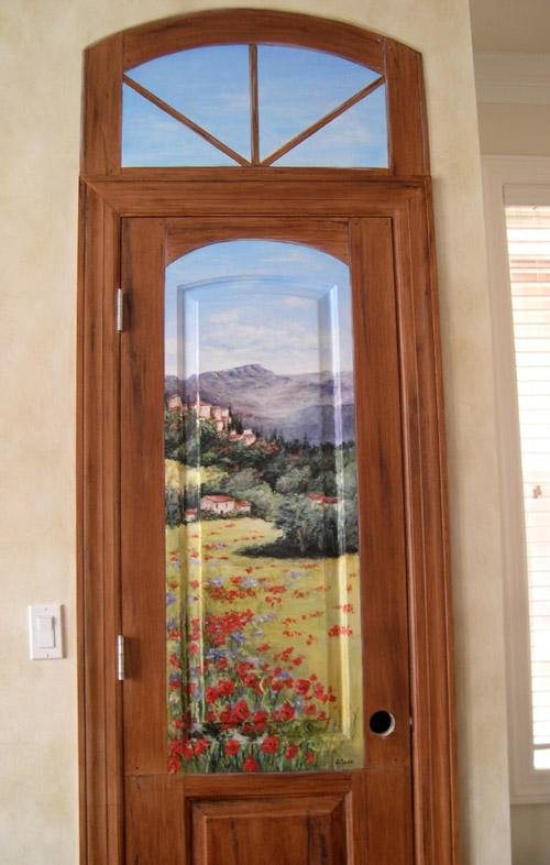 Door murals fabulous wall murals door murals g h direct for Door mural wallpaper