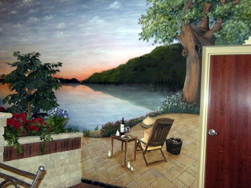Commercial Murals - Murals Offices - Professional