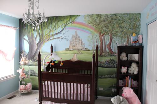 Nature Themed Nurseries Muralist Debbie Cerone