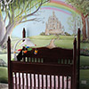 Fairytale Castle Nursery Theme